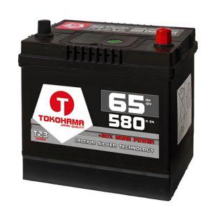 Tokohama Asia 65 Ah 12 V PPR Autobatterie