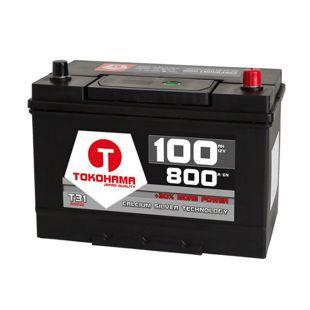 Tokohama Asia 100 Ah 12 PPR Autobatterie