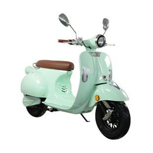 """EMO-Line"""" Retro-Elektroroller """"Sizilia"""" mintgrün"""