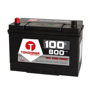 Tokohama Asia 100 Ah 12 PPL Autobatterie