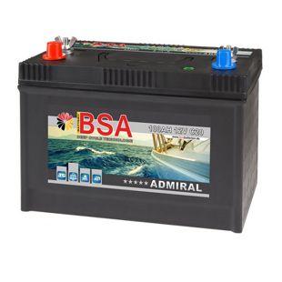 BSA Admiral 100 Ah Bootsbatterie