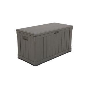 Lifetime Kissenbox dunkelbraun, 440 Liter