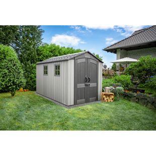 Lifetime Kunststoff-Gerätehaus Terra, 204 x 228 x 344 cm