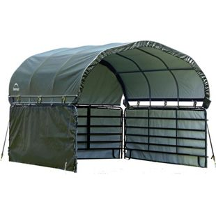 ShelterLogic Pferdestall-Seitenverkleidung
