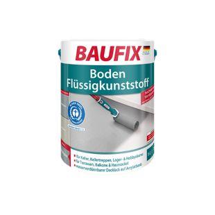 BAUFIX Boden-Flüssigkunststoff weiß, 5 L