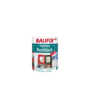 BAUFIX Express Buntlack dunkelgrau, 1 L
