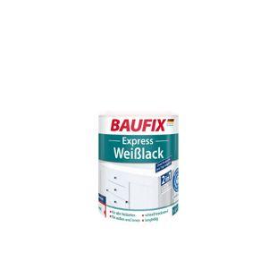 BAUFIX Express Weißlack seidenglänzend, 1 L