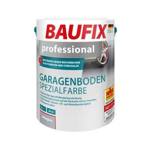 BAUFIX professional Garagenboden Spezialfarbe silbergrau, 5 L