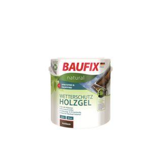 BAUFIX natural Wetterschutz-Holzgel eiche hell, 2,5 L