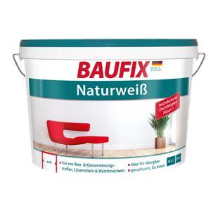 BAUFIX Naturweiß, 10 L