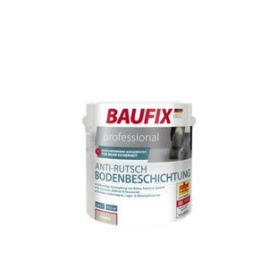 BAUFIX professional Anti-Rutsch-Bodenbeschichtung, 2,5 L, anthrazitgrau