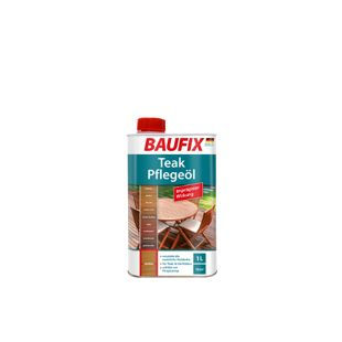 BAUFIX Teak-Pflegeöl eiche hell, 1 L