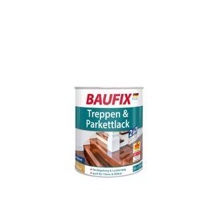 BAUFIX Treppen & Parkettlack seidenglänzend, 1 L