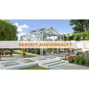 Vitavia Zeus Comfort Gewächshaus 10000 ESG/HKP, alu