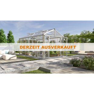 Vitavia Zeus Comfort Gewächshaus 11900 ESG/HKP, alu
