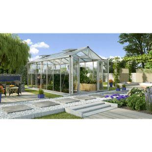 Vitavia Zeus Comfort Gewächshaus 13800 ESG/HKP, alu