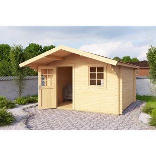 Outdoor Life Gartenhaus Kalmar 44 mm