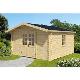 Outdoor Life Gartenhaus Halmstad 1 40 mm, ohne Fußboden