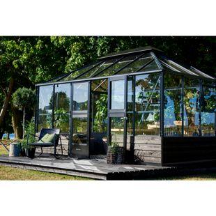 Juliana Gewächshaus Grand Oase 13,0 m² mit 3 mm Sicherheitsglas