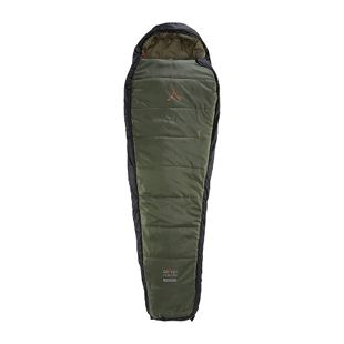 Grand Canyon Fairbanks 190 - warmer Mumienschlafsack, Olive