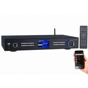 VR-Radio IRS-690.Hifi WLAN-HiFi-Tuner mit Internetradio