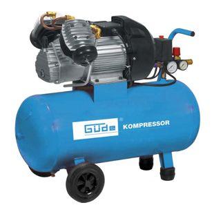 Güde 400/10/50 DG Kompressor-Set mit 14-tlg. Zubehör