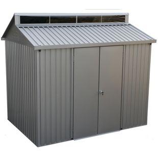 Tepro Metallgerätehaus Alu Shed 8x6