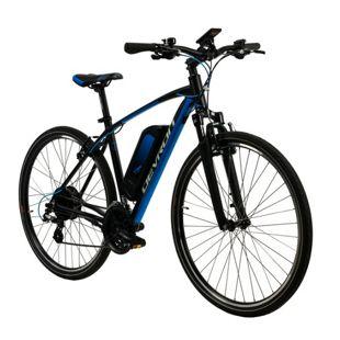 Devron E-Bike Trekking black/blue