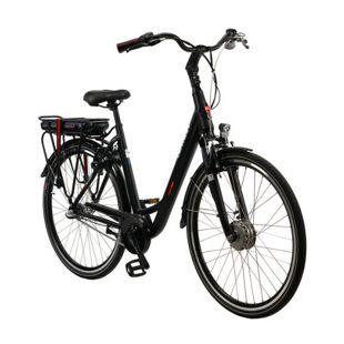 Devron E-Bike City black