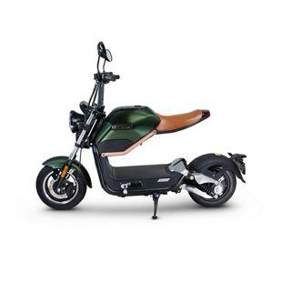 MIKU MAX e-scooter mit BOSCH Motor grün