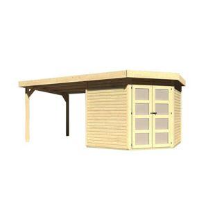 Karibu Gerätehaus Kolm 5 Set 4