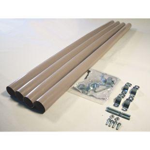 Garofalo Regenrinnen-Set 110 cm für Tuscany & Tuscany Evo