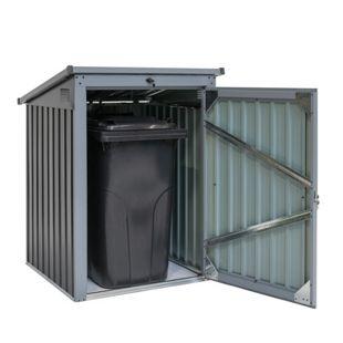 Westmann Mülltonnenbox, 1er Mülltonnenbox
