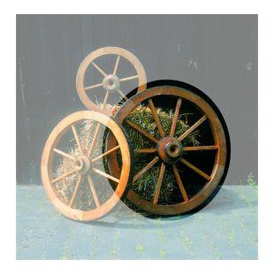 Promadino Wagenrad groß  - Ø 90 cm
