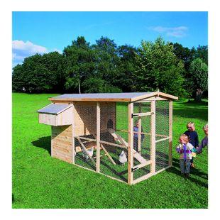 Promadino Hühnerstall groß