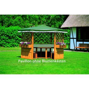 """Promadino Pavillon """"Marburg"""" mit Möbeln"""
