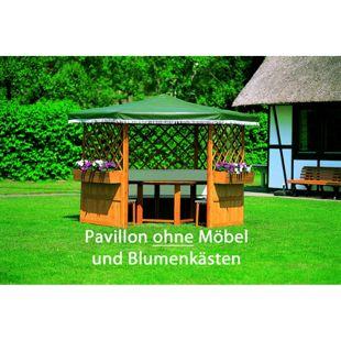 "Promadino Pavillon ""Marburg"" ohne Möbel"