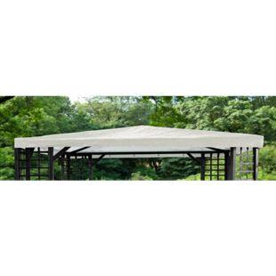 Promadino Ersatzdach weiß für Pavillon Mindelheim