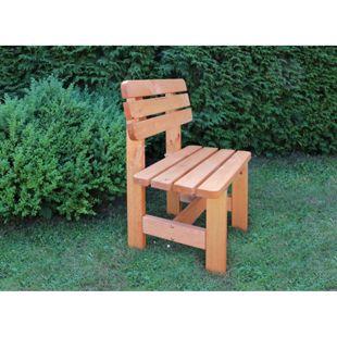 Promadino Holz-Sessel Summer honigbraun