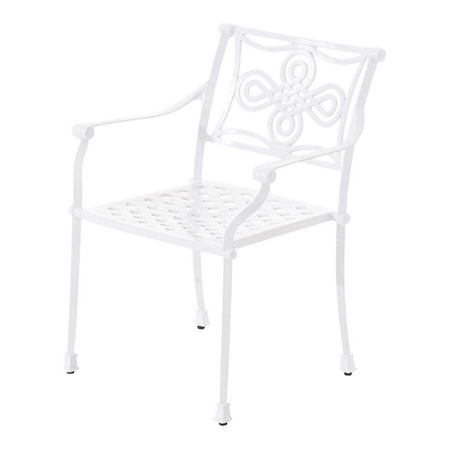 Clp gartenstuhl shakta im jugendstil antiker stuhl aus aluminium in verschiedenen farben - Farben im jugendstil ...