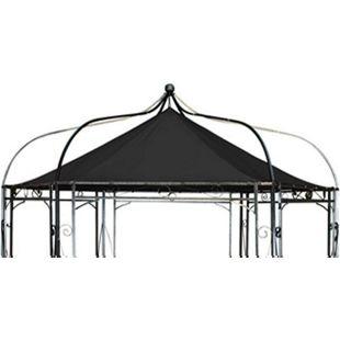 CLP Ersatzdach für 6 eckigen Pavillon | Textil-Dach für CLP-Pavillon MANLEY + DUDLEY | Wetterschutz für Garten-Pavillon | In verschiedenen Farben erhältlich