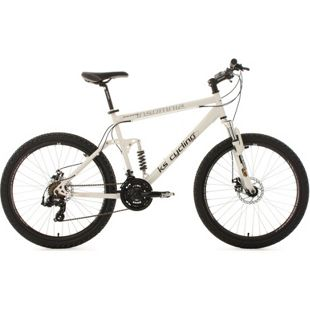 KS Cycling Mountainbike Fully 21 Gänge Insomnia 26 Zoll