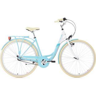 KS Cycling Damenfahrrad Cityrad Belluno 3 Gänge 28 Zoll