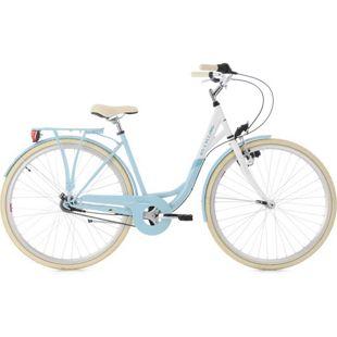 KS Cycling Damenfahrrad Cityrad Belluno 7 Gänge 28 Zoll