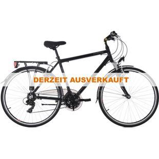 "KS Cycling Trekkingrad Herren 28"" Canterbury 21 Gang schwarz"