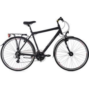"KS Cycling Trekkingrad Herren 28"" Norfolk 24 Gang schwarz"