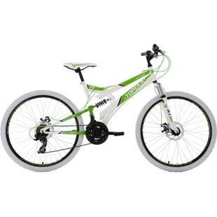 KS Cycling 26 Fully Mountainbike 21 Gänge Topeka