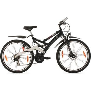 """KS Cycling Mountainbike 26 """" ATB Fully For Masters"""