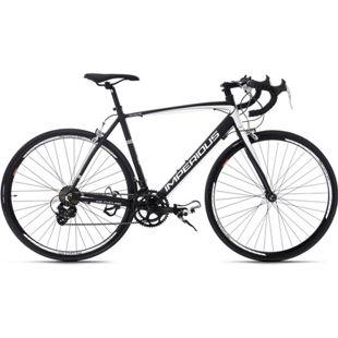 KS Cycling Rennrad 28 Zoll Imperious schwarz