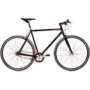 KS Cycling 28 Zoll Fahrrad Fixed Gear Bike Essence